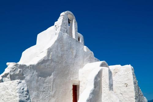 a vela i grecia - chiesa