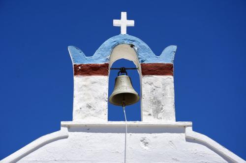 a vela in grecia - bell