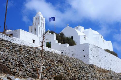 a vela in grecia - folegandros