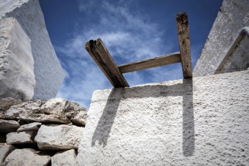 a vela in grecia - scala