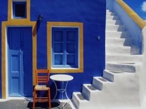 casa blu e bianca (2)