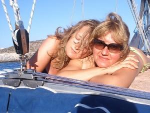 sailgirls