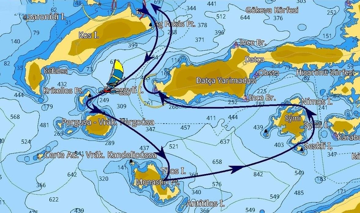 Dodecanneso-Meridionale Pagina Itinerari/08-19-2018