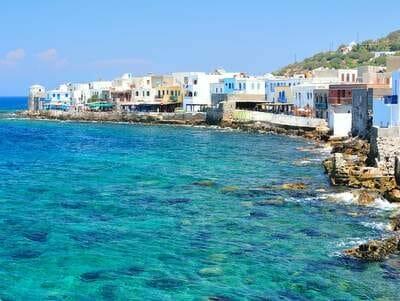 Vacanze a vela in Egeo