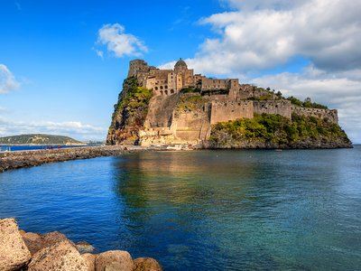 ischia castle - Pagina Isole Flegree