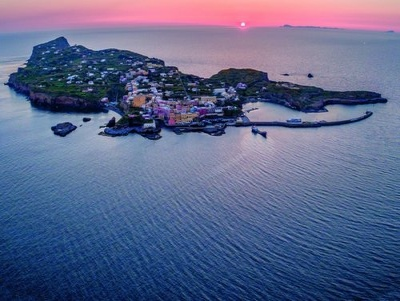 vento sunset - Vacanze in Barca a Vela alle Pontine